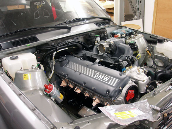 Alpina B6 E30. 1989 ALPINA B6 3.5 [thread]